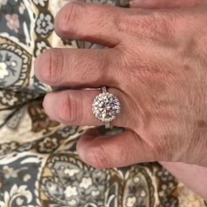 Jewelry - CZ engagement ring